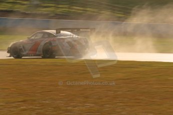 World © Octane Photographic Ltd. 7th February 2014 – Donington Park general unsilenced testing. Nissan GT-R NISMO GT3. Digital Ref :