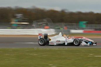World © Octane Photographic Ltd. FIA European F3 Championship, Silverstone, UK, April 18th 2014 - Qualifying sessions. Threebond with T-Sport – Dallara F312 NBE – Alexander Toril. Digital Ref : 0908lb1d1010