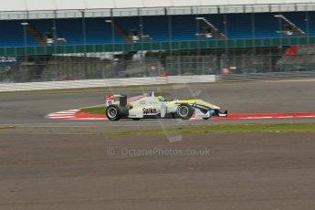"""World © Octane Photographic Ltd. FIA European F3 Championship, Silverstone, UK, April 18th 2014 - Qualifying sessions. Threebond with T-Sport – Dallara F312 NBE – Richard """"Spike"""" Goddard. Digital Ref : 0908lb1d1140"""