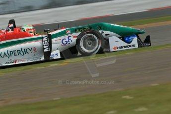 World © Octane Photographic Ltd. FIA European F3 Championship, Silverstone, UK, April 18th 2014 - Qualifying sessions. Prema Powerteam - Dallara F312 Mercedes – Antonio Fuoco. Digital Ref : 0908lb1d6364