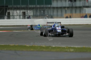 World © Octane Photographic Ltd. FIA European F3 Championship, Silverstone, UK, April 18th 2014 - Qualifying sessions. Carlin – Dallara F312 Volkswagen – Jordan King. Digital Ref : 0908lb1d6500