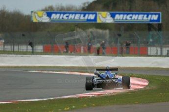 World © Octane Photographic Ltd. FIA European F3 Championship, Silverstone, UK, April 18th 2014 - Qualifying sessions. Double R Racing – Dallara F312 Mercedes – Felipe Guimaraes. Digital Ref : 0908lb1d6638