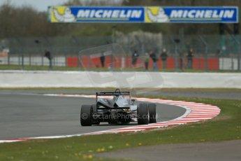 World © Octane Photographic Ltd. FIA European F3 Championship, Silverstone, UK, April 18th 2014 - Qualifying sessions. Van Amersfoort Racing – Dallara F312 Volkswagen – Jules Szymkowiak. Digital Ref : 0908lb1d6649