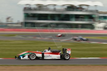 World © Octane Photographic Ltd. FIA European F3 Championship, Silverstone, UK, April 19th 2014 - Race 2. Prema Powerteam - Dallara F312 Mercedes – Nicholas Latifi. Digital Ref : 0910lb1d1338