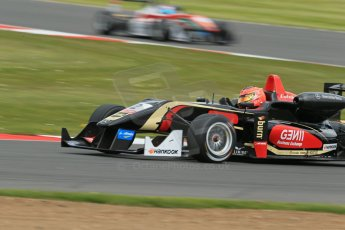World © Octane Photographic Ltd. FIA European F3 Championship, Silverstone, UK, April 19th 2014 - Race 2. Prema Powerteam - Dallara F312 Mercedes – Esteban Ocon. Digital Ref : 0910lb1d7290