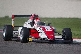 World © MaltaFormulaRacing. FIA F4 Italia Adria International Speedway - June 7th 2014. Tatuus F4 T014 Abarth. Digital Ref : 0989MS6577