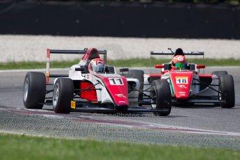 World © MaltaFormulaRacing. FIA F4 Italia Adria International Speedway - June 7th 2014. Tatuus F4 T014 Abarth. Digital Ref : 0989MS6753
