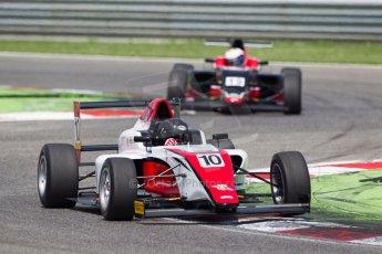 World © MaltaFormulaRacing. FIA F4 Italia Adria International Speedway - June 7th 2014. Tatuus F4 T014 Abarth. Digital Ref : 0989MS6882