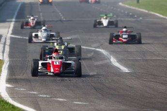 World © MaltaFormulaRacing. FIA F4 Italia Adria International Speedway - June 8th 2014. Tatuus F4 T014 Abarth. Digital Ref : 0989MS7504