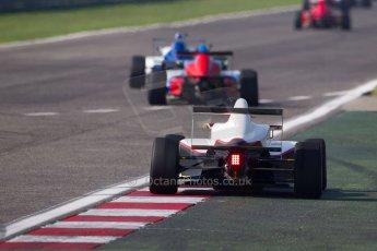 World © MaltaFormulaRacing. FIA F4 Italia Adria International Speedway - June 8th 2014. Tatuus F4 T014 Abarth. Digital Ref : 0989MS7572