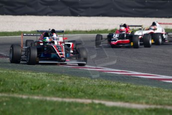 World © MaltaFormulaRacing. FIA F4 Italia Adria International Speedway - June 8th 2014. Tatuus F4 T014 Abarth. Digital Ref : 0989MS8026