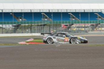 World© Octane Photographic Ltd. FIA World Endurance Championship (WEC) Silverstone 6hr – Friday 18th April 2014. LMGTE AM. Proton Competition – Porsche 911 RSR - Christian Reid, Klaus Bachler, Khaled Al Qubaisi. Digital Ref : 0907lb1d0716