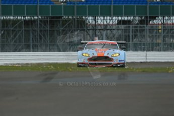 World© Octane Photographic Ltd. FIA World Endurance Championship (WEC) Silverstone 6hr – Friday 18th April 2014. LMGTE AM. Aston Martin Racing – Aston Martin Vantage V8 – Kristian Poulson, David Heinimeier Hansson, Nicki Thiim. Digital Ref : 0907lb1d5764