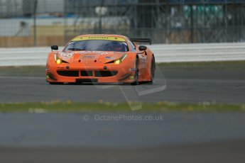 World© Octane Photographic Ltd. FIA World Endurance Championship (WEC) Silverstone 6hr – Friday 18th April 2014. LMGTE AM. 8 Star Motorsports - Ferrari F458 Italia – Vincente Pottolicchio, Gianluca Roda, Paolo Ruberti. Digital Ref : 0907lb1d5957