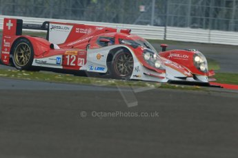 World© Octane Photographic Ltd. FIA World Endurance Championship (WEC) Silverstone 6hr – Friday 18th April 2014. LMP1. Rebellion Racing – Lola B12/60 Coupe - Toyota. Nicolas Prost, Nick Heidfeld, Mathias Beche, Digital Ref : 0907lb1d6017