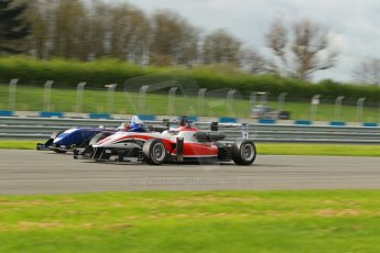 World © Octane Photographic Ltd. Cooper Tyres British Formula 3 Media Day, Castle Donington, Tuesday 8th April 2014. Fortec Motorsports - Dallara F312 Mercedes HWA – Alex Gill. Digital Ref : 0903lb1d9841