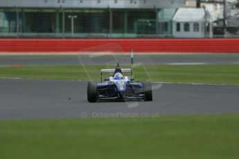 World © Octane Photographic Ltd. BRDC Formula 4 Qualifying, Silverstone, UK, Saturday 16th August 2014. MSV F4-013. Meridian Racing. Jai Nijjar. Digital Ref : 1075LB1D4905