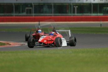 World © Octane Photographic Ltd. BRDC Formula 4 Qualifying, Silverstone, UK, Saturday 16th August 2014. MSV F4-013. Hillspeed. Rahul Raj Mayer. Digital Ref : 1075LB1D4981