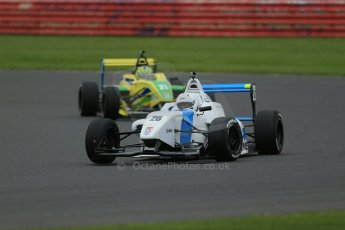 World © Octane Photographic Ltd. BRDC Formula 4 Championship. MSV F4-013. Silverstone, Sunday 27th April 2014. Douglas Motorsport - Rodrigo Fonseca. Digital Ref : 0914lb1d8956
