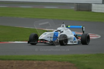 World © Octane Photographic Ltd. BRDC Formula 4 Championship. MSV F4-013. Silverstone, Sunday 27th April 2014. Douglas Motorsport - Rodrigo Fonseca. Digital Ref : 0914lb1d9254