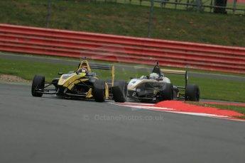 World © Octane Photographic Ltd. BRDC Formula 4 Championship. MSV F4-013. Silverstone, Sunday 27th April 2014. Sean Walkinshaw Racing (SWR) – Nicolas Beer. Digital Ref : 0916lb1d9568