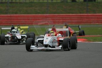 World © Octane Photographic Ltd. BRDC Formula 4 Championship. MSV F4-013. Silverstone, Sunday 27th April 2014. Lanan Racing - Struan Moore. Digital Ref : 0916lb1d9620