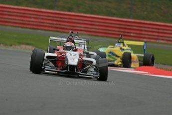 World © Octane Photographic Ltd. BRDC Formula 4 Championship. MSV F4-013. Silverstone, Sunday 27th April 2014. Hillspeed - Alfredo Zabalza. Digital Ref : 0916lb1d9640