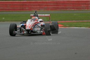 World © Octane Photographic Ltd. BRDC Formula 4 Championship. MSV F4-013. Silverstone, Sunday 27th April 2014. HHC Motorsport - Raoul Hyman. Digital Ref : 0916lb1d9651