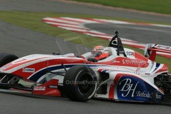 World © Octane Photographic Ltd. BRDC Formula 4 Championship. MSV F4-013. Silverstone, Sunday 27th April 2014. HHC Motorsport - Raoul Hyman. Digital Ref : 0916lb1d9685