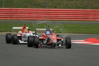 World © Octane Photographic Ltd. BRDC Formula 4 Championship. MSV F4-013. Silverstone, Sunday 27th April 2014. HHC Motorsport - Will Palmer. Digital Ref : 0916lb1d9803
