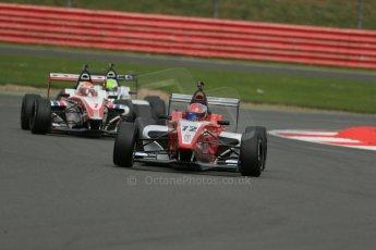 World © Octane Photographic Ltd. BRDC Formula 4 Championship. MSV F4-013. Silverstone, Sunday 27th April 2014. Hillspeed - Rahul Raj Mayer. Digital Ref : 0916lb1d9826