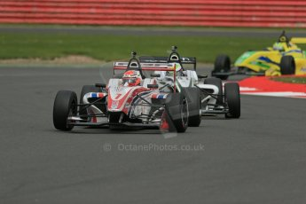 World © Octane Photographic Ltd. BRDC Formula 4 Championship. MSV F4-013. Silverstone, Sunday 27th April 2014. HHC Motorsport - Raoul Hyman. Digital Ref : 0916lb1d9831