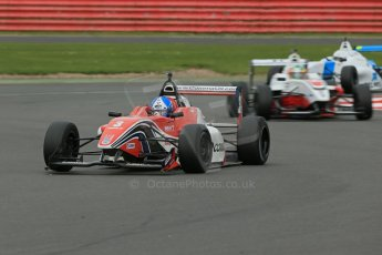 World © Octane Photographic Ltd. BRDC Formula 4 Championship. MSV F4-013. Silverstone, Sunday 27th April 2014. HHC Motorsport - Will Palmer. Digital Ref : 0916lb1d9889