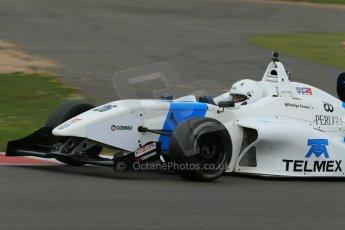World © Octane Photographic Ltd. BRDC Formula 4 Championship. MSV F4-013. Silverstone, Sunday 27th April 2014. Douglas Motorsport - Rodrigo Fonseca. Digital Ref : 0916lb1d9903