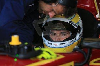 World © Octane Photographic Ltd. FIA Formula E testing – Donington Park 19th August 2014. Spark-Renault SRT_01E steering wheel. China Racing – Nelson Piquet Jnr. Digital Ref : 1077LB1D5669