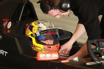 World © Octane Photographic Ltd. Eurocup Formula Renault 2.0 Championship testing. Jerez de la Frontera, Thursday 27th March 2014 KTR – Alexander Albon. Digital Ref :  0900cb1d7401