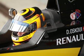 World © Octane Photographic Ltd. Eurocup Formula Renault 2.0 Championship testing. Jerez de la Frontera, Thursday 27th March 2014. Arta Engineering – Darius Oskoui. Digital Ref : 0900cb1d7413