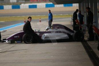World © Octane Photographic Ltd. Eurocup Formula Renault 2.0 Championship testing. Jerez de la Frontera, Thursday 27th March 2014. China BRT by JCS – Matheo Tuscher. Digital Ref :  0900cb1d7419