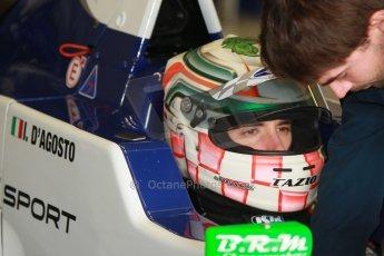 World © Octane Photographic Ltd. Eurocup Formula Renault 2.0 Championship testing. Jerez de la Frontera, Thursday 27th March 2014. Koiranen GP – Ignazia D'Agosto. Digital Ref :  0900cb1d7439