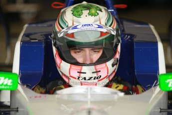 World © Octane Photographic Ltd. Eurocup Formula Renault 2.0 Championship testing. Jerez de la Frontera, Thursday 27th March 2014. Koiranen GP – Ignazia D'Agosto. Digital Ref :  0900cb1d7442
