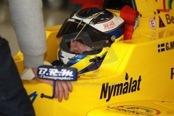 World © Octane Photographic Ltd. Eurocup Formula Renault 2.0 Championship testing. Jerez de la Frontera, Thursday 27th March 2014. Josef Kaufmann Racing – Gistav Malja. Digital Ref :  0900cb1d7457