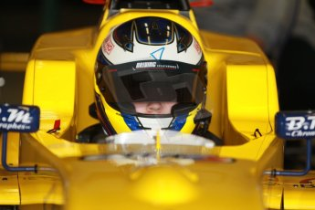 World © Octane Photographic Ltd. Eurocup Formula Renault 2.0 Championship testing. Jerez de la Frontera, Thursday 27th March 2014. Josef Kaufmann Racing – Gistav Malja. Digital Ref :  0900cb1d7459