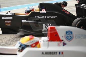 World © Octane Photographic Ltd. Eurocup Formula Renault 2.0 Championship testing. Jerez de la Frontera, Thursday 27th March 2014. RC Formula – Jordan Perroy. Digital Ref :  0900cb1d7483