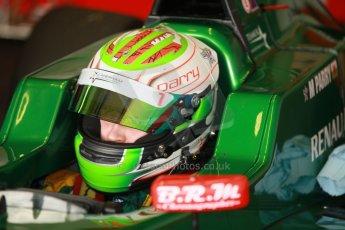 World © Octane Photographic Ltd. Eurocup Formula Renault 2.0 Championship testing. Jerez de la Frontera, Thursday 27th March 2014. Fortec Motorsports – Matt (Matthew) Parry. Digital Ref :  0900cb1d7491