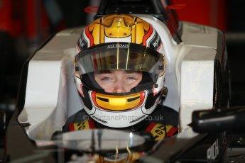 testing. Jerez de la Frontera, Thursday 27th March 2014. Fortec Motorsports – Charles Leclerc. Digital Ref :  0900cb1d7498