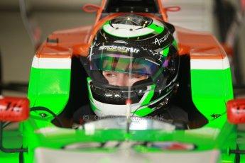 World © Octane Photographic Ltd. Eurocup Formula Renault 2.0 Championship testing. Jerez de la Frontera, Thursday 27th March 2014. Manor MP Motorsports – Andrea Pizzitola. Digital Ref :  0900cb1d7507