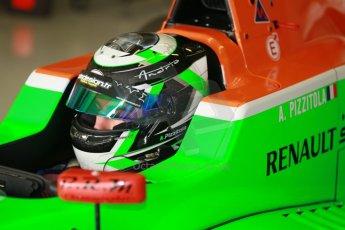 World © Octane Photographic Ltd. Eurocup Formula Renault 2.0 Championship testing. Jerez de la Frontera, Thursday 27th March 2014. Manor MP Motorsports – Andrea Pizzitola. Digital Ref :  0900cb1d7508
