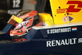 World © Octane Photographic Ltd. Eurocup Formula Renault 2.0 Championship testing. Jerez de la Frontera, Thursday 27th March 2014. Manor MP Motorsports – Steijn Schothorst. Digital Ref :  0900cb1d7509