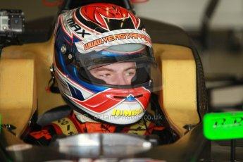 World © Octane Photographic Ltd. Eurocup Formula Renault 2.0 Championship testing. Jerez de la Frontera, Thursday 27th March 2014. Manor MP Motorsports – Max Verstappen. Digital Ref :  0900cb1d7511