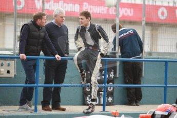 World © Octane Photographic Ltd. Eurocup Formula Renault 2.0 Championship testing. Jerez de la Frontera, Thursday 27th March 2014. Koiranen GP – George Russell. Digital Ref :  0900cb1d7526